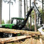 Erdészeti géppályázat